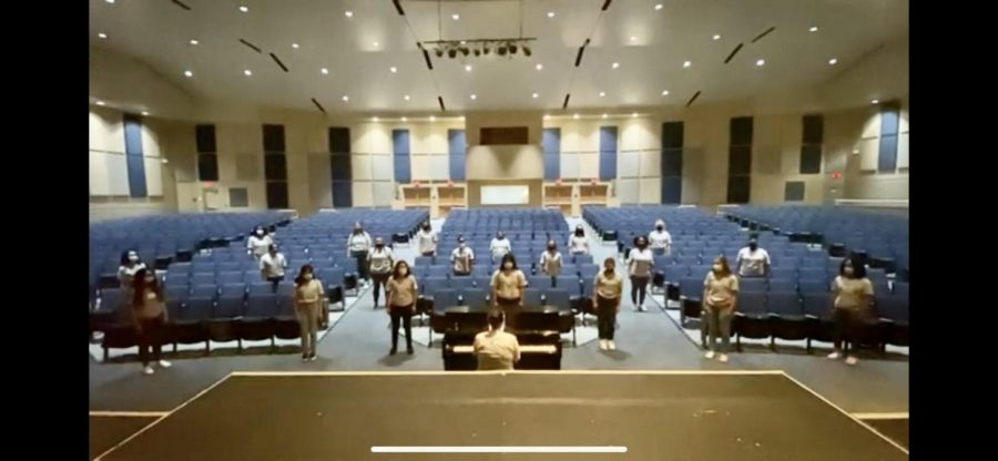 Apopka Chorus's Crazy COVID Times