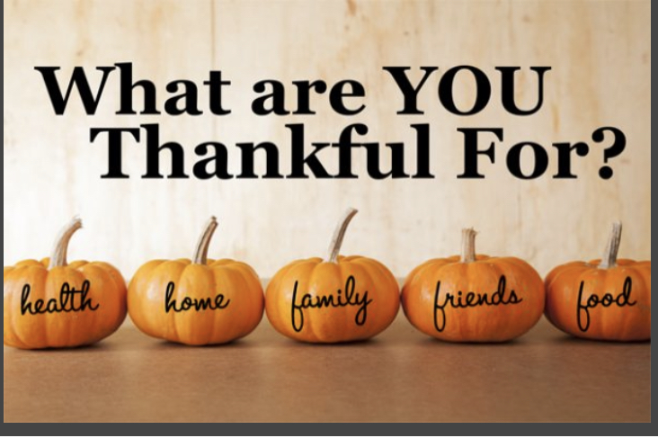 A Time to Give Thanks in an Unordinary Year