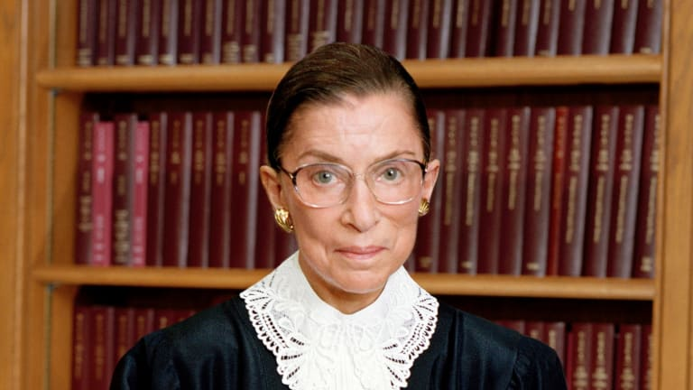 Ruth+Bader+Ginsburg+and+her+Legacy
