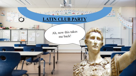 "Let's Say ""Salve"" to the Latin Club"