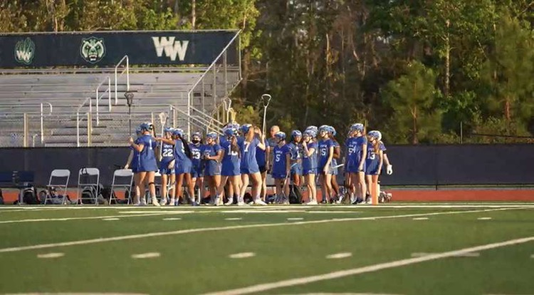 Get Ready for our Girls Lacrosse!