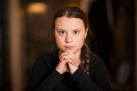 A Look at Greta Thunberg
