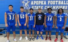 Spring Football Is Back at APK